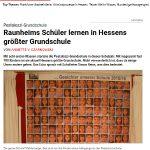 Annette v. Czarnowski - Rüsselsheimer Echo - Hessens größte Grundschule